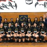 Freshman and JV Girls Volleyball Teams