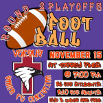 CIF playoff vs Santa Fe Christian, Nov.15th