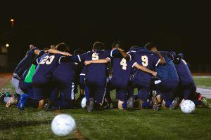 Boys Varsity Soccer 19/20