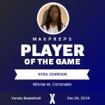 Girls Varsity Basketball beats Coronado 69 – 65 in OT