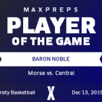 Boys Varsity Basketball beats Central Union 49 – 39