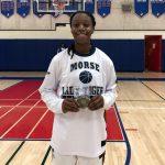 Kyra Johnson named MVP