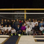 Boys Soccer Alumni Game