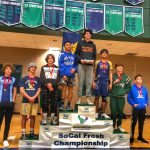 Andrew Ramirez places at Frosh Wrestling Tourney