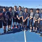 Good luck to Boys Tennis today