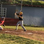 Boys Varsity Baseball falls to Sweetwater 5 – 4