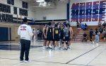 Boys Volleyball looking good !