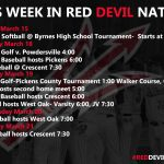 This Week in Red Devil Nation: