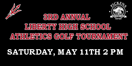 3rd Annual Liberty High Athletics Annual Golf Tournament