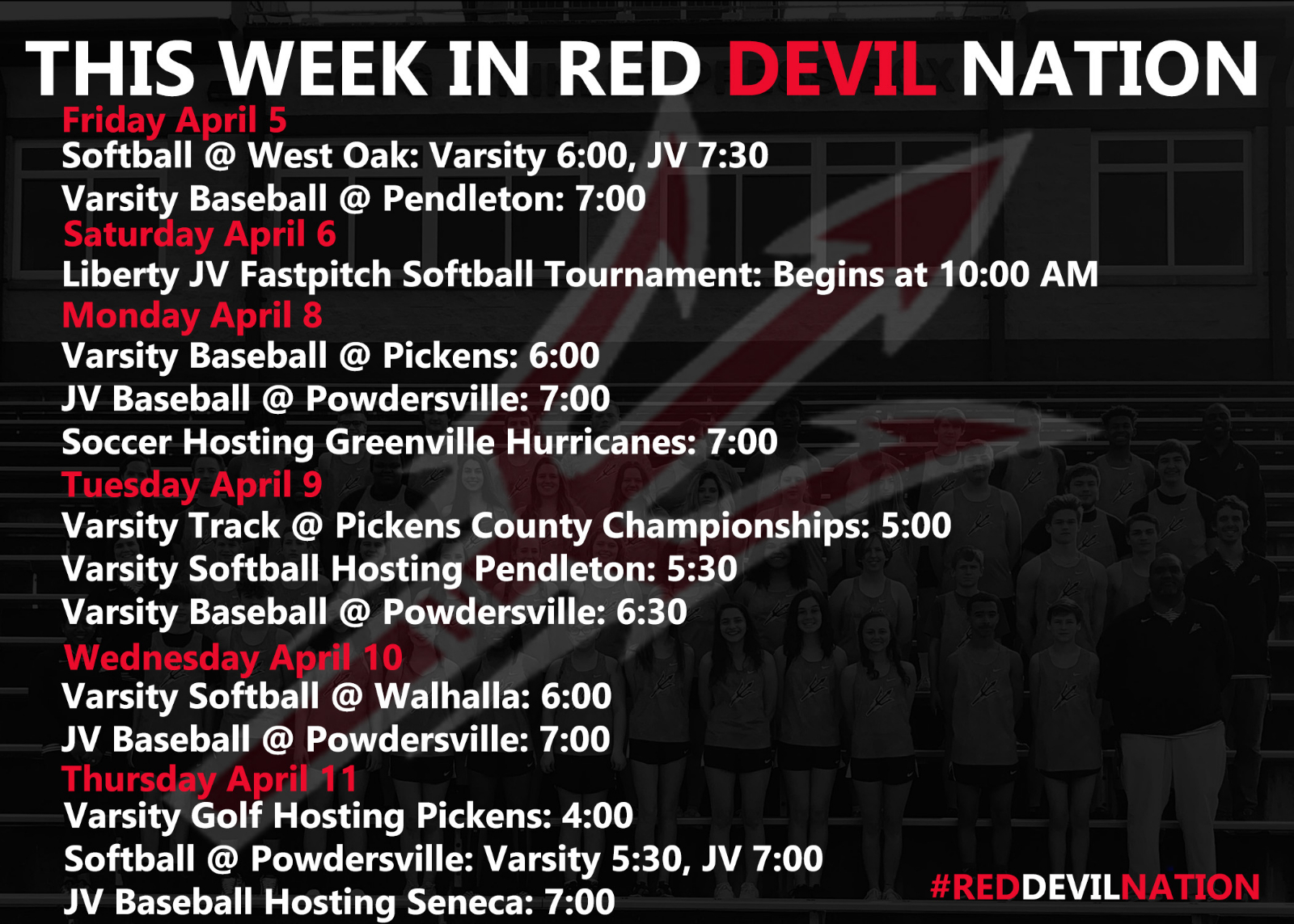This Week In Red Devil Nation