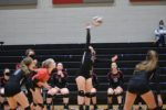 10/19- Varsity Volleyball vs. Christ Church- Region Champions