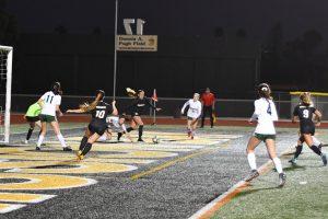 Girls Soccer vs. Patrick Henry 1-18-19