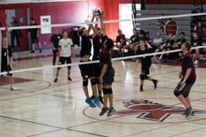 Boys Volleyball vs. Kearny 4-23-19
