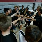 Boys Volleyball Clinches League Title