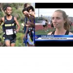 Gina Queck, TK Berhe Represent Mission Bay High School at CIF State Cross Country Championships