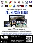 Stream Games for Free on NFHS!