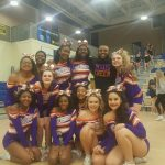 Cheerleaders headed to States!