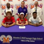 3 More Rams to Continue Athletics in College