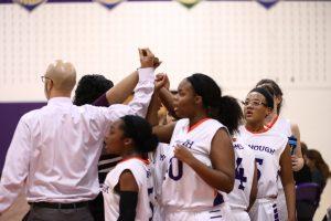 JV Girls Basketball v. LP