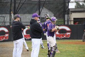 Varsity Baseball at Chopticon