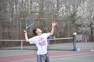 Tennis vs. Lackey