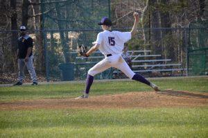 JV Baseball v. NP