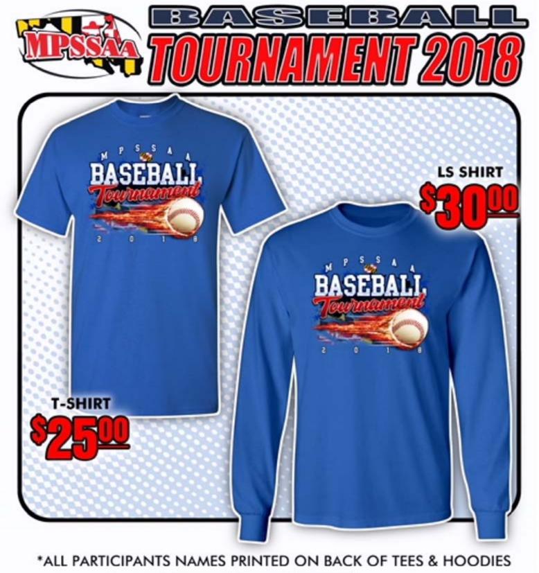 Baseball Championship Shirts – quick order