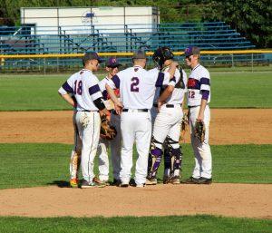 Baseball State Semi-final