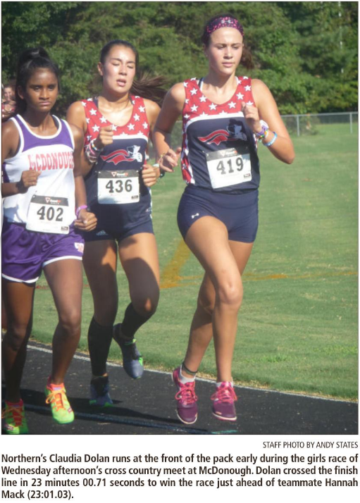 Cross Country article