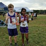 Pair of Sophomores Excel at Bull Run Invitational