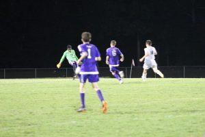 Varsity Soccer vs Lackey