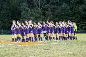 Girls Soccer vs La Plata