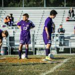 Boys JV Soccer vs Thomas Stone