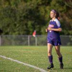 Girls' V Soccer vs. Calvert