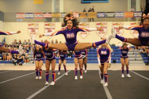 Cheer Regional Competition