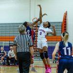 Girls Basketball v. Northern