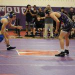 Wrestling vs. TSHS/Lackey