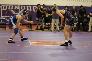Wrestling vs. TSHS/Lackey
