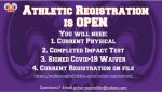 Summer Workouts begin July 13