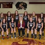 2016-2017 JV Girls Basketball