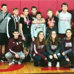 HS Wrestling takes 3rd in Tami Pearl Tournament