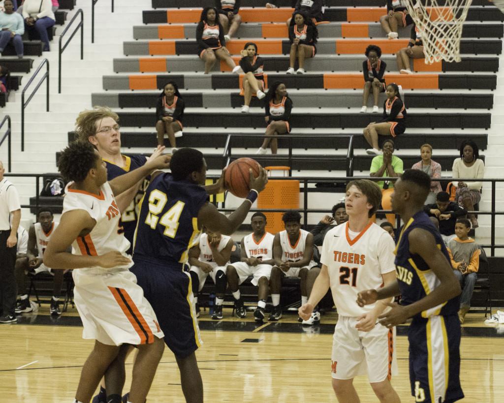 Basketball Scrimmage vs Tattnall Co