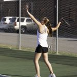 Tennis Defeats Vidalia Thursday