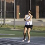 Girls Tennis Falls in Heartbreaker