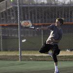 Boys Tennis Falls to Vidalia in Region Playoffs