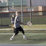 Tiger Tennis Tops Toombs