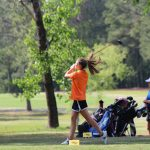 Tiger Girls place third at State Golf