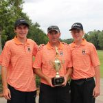 Boys/Girls Golf Qualify For State Tournament