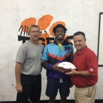 Larry Gibson Player of The Week – Claxton