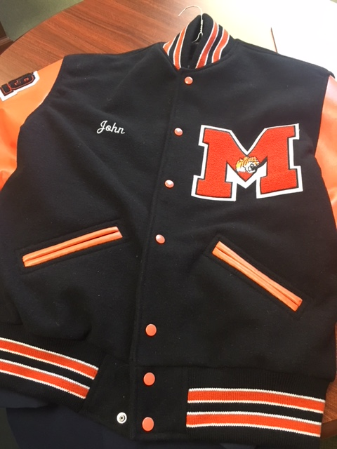 Letter Jackets Fall Order Coming Soon